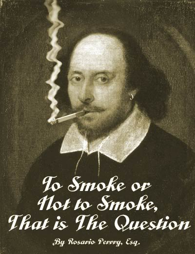 SHAKESPEARE MOTA SMOKE OR NOT