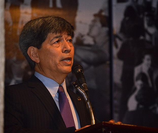 El doctor Fernando León García, rector del CETYS Universidad