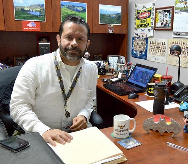 Maestro Jorge Sosa López, coordinador del evento (Fotos: CETYS).