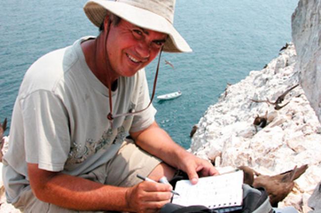 El doctor Eric Mellink (Foto: CICESE)
