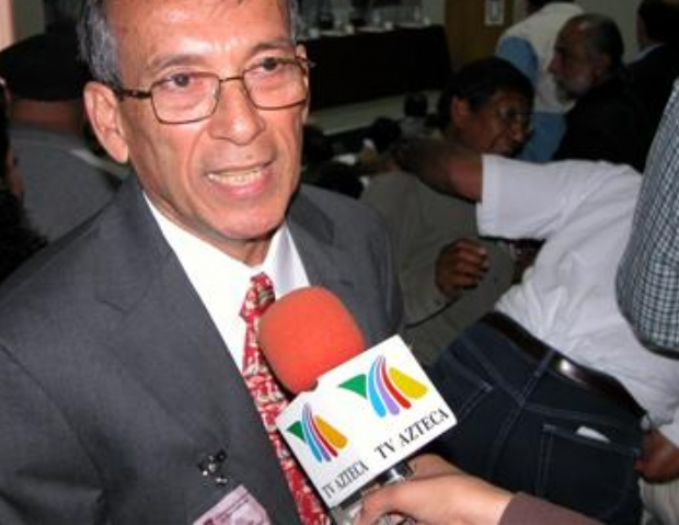 El doctor Saúl Álvarez Borrergo (Foto: Periódico El Vigía).