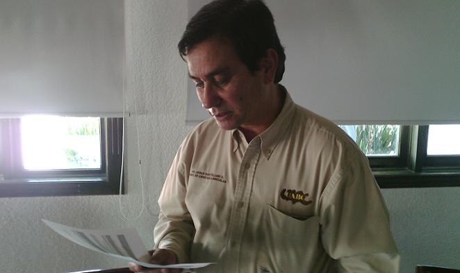 El doctor Jesús Santillano