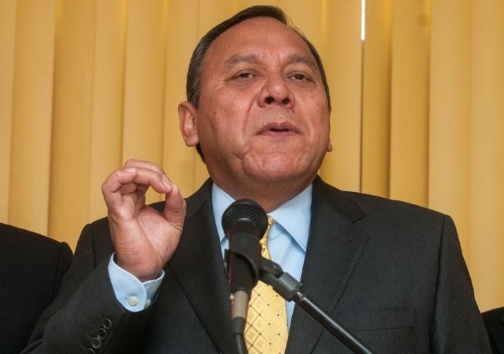Jesús Zambrano (Foto: Revolución Punto Cero).