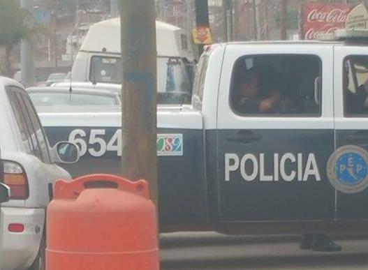 PEPOS PRESUNTOS CRIMINALES PATRULLA