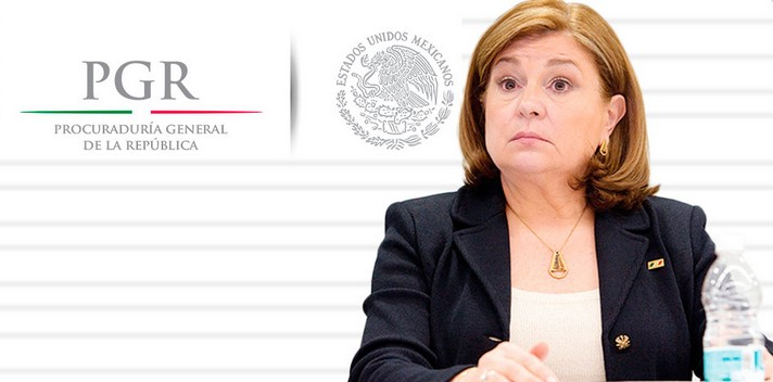 La procuradora Arely Gómez: la incertidumbre (Foto: López Dóriga.com).