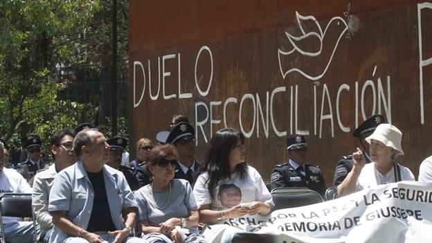 DUELO RECONCILIACION MARCHA