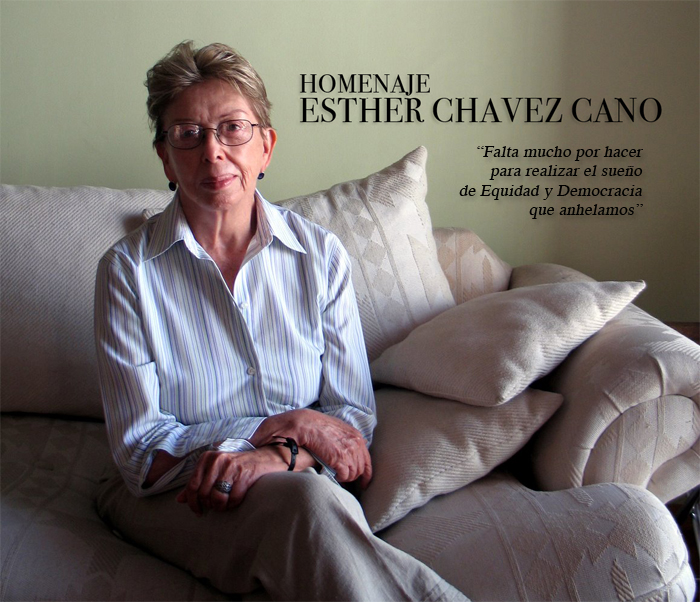 ESTHER CHAVEZ CANO