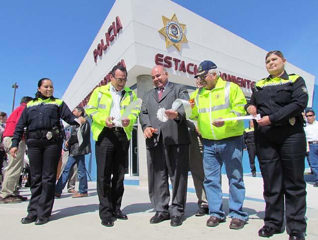 PELAYO ROSALES GREEN POLICIAS