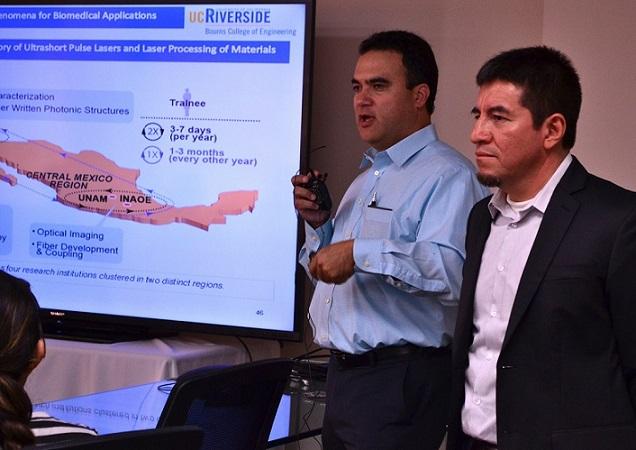 doctores G Aguilar y S Camacho