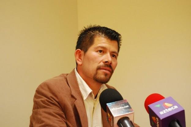 El director de Protección Civil Municipal, Arturo Granados González (Foto: Ayuntamiento de Ensenada).