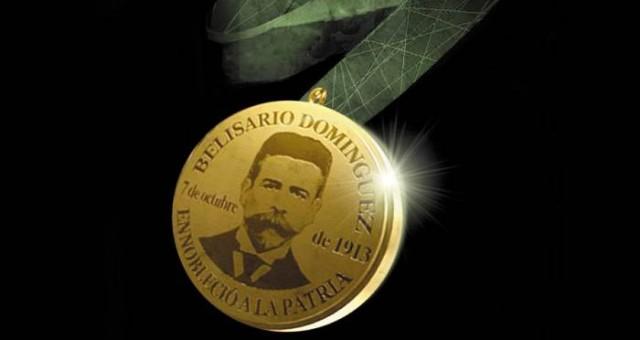 Medalla Belisario Domínguez, totalmente Palacio