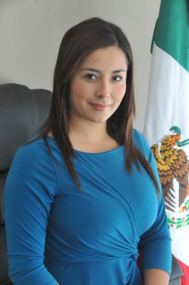 La regidora del PVEM (Foto: Auntamiento de Ensenada).