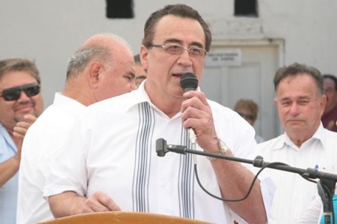 El químico Alfredo Rosales Green (Foto: Archivo).