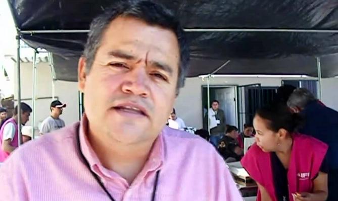 El licenciado David Rodríguez (Foto: INE).