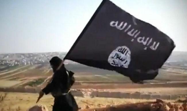 ISIS ABANDERADO SOLITARIO