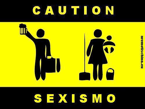 SEXISMO IMAGEN