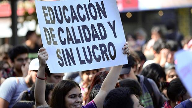 EDUCACION SIN CORRUPCIO PANCARTA