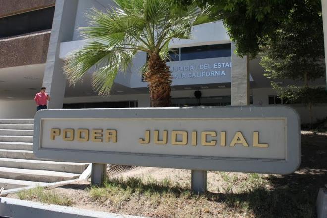 PODER JUDICIAL BC FACHADA EDIFICIO
