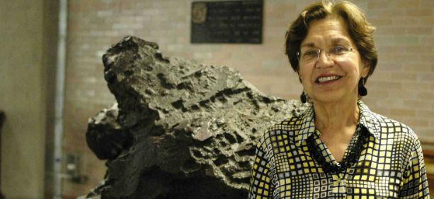 La doctora Silvia Torres (Foto: Agencia 22).