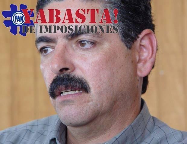 CARLOS LOYOLA PAN IMPOSICION