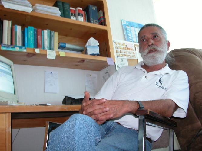 El doctor Leonardo Lizárraga (Foto: CICESE).