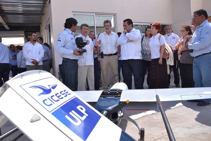 Laboratorio de drones - ULP3