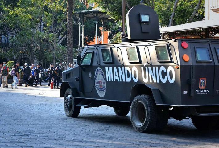 MANDO UNICO BLINDADO CARRO