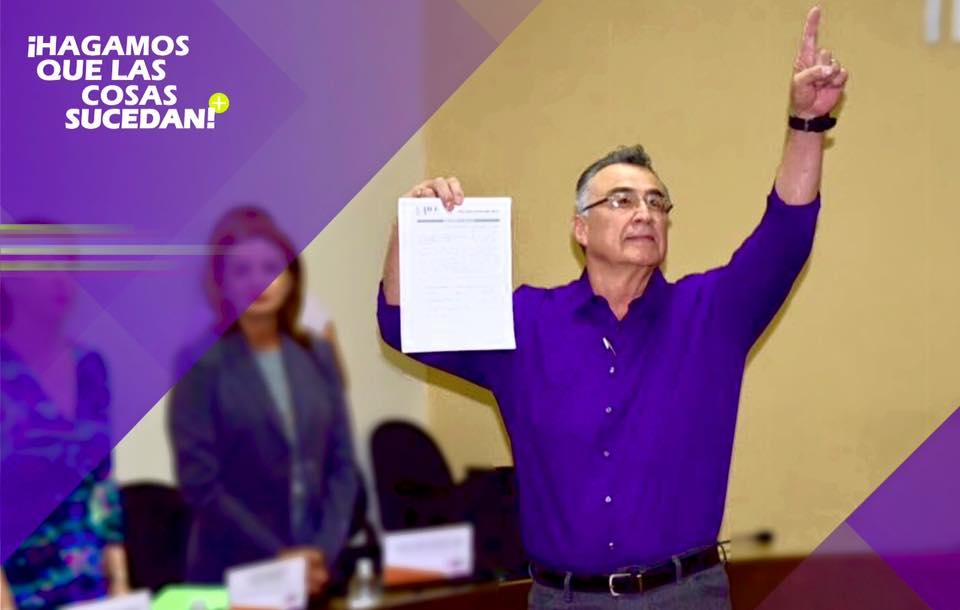 ALFREDO ROSALES GREEN REGISTRO