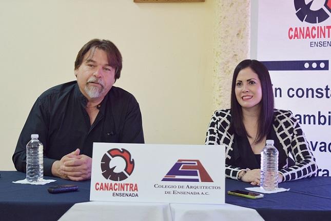 Jorge Eduardo Cortés Ríos y Leticia Ávila Nuño (Foto: cortesía).