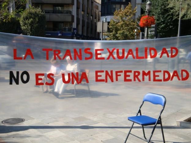 TRANSEXUALIDAD DERECHOS