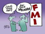 FMI PELIGRO CARTON