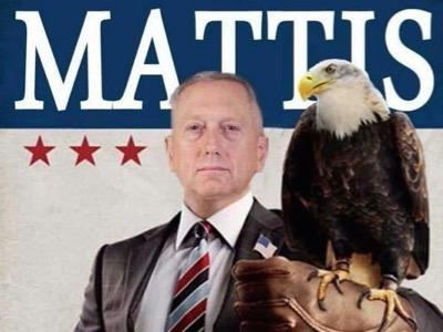 REPUBLICANO GENERAL MATTIS