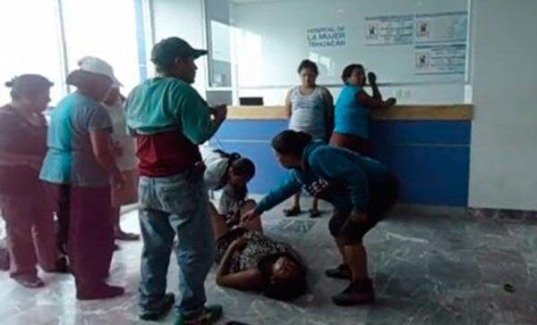 VIOLENCIA OBSTRETICA OAXACA