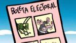BOLETA ELECTORAL GRILLO RATA