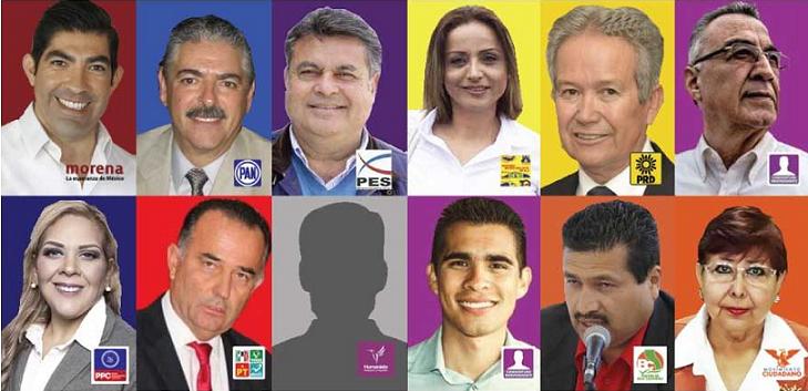 CANDIDATOS MUNICIPES EDA 2016