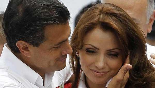 La pareja presidencial: una propiedad inmueble más en exclusiva zona residencial de Miami, Florida (Foto: Reuters).