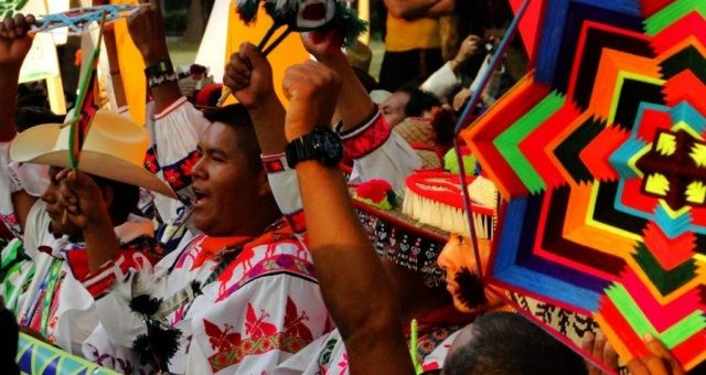 Los hilos de la vida, ritual y tiempo para las poblaciones del norte de México