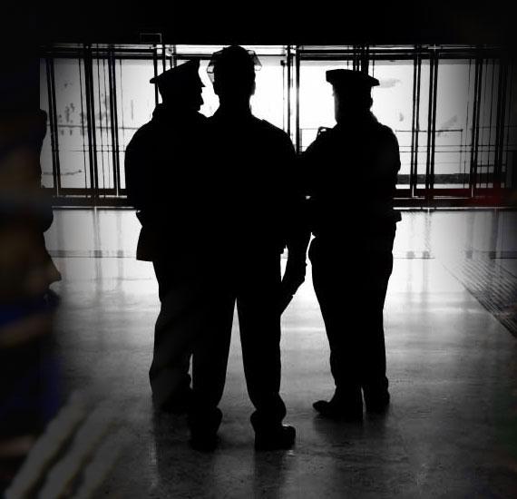 POLICIAS EN SEPAROS
