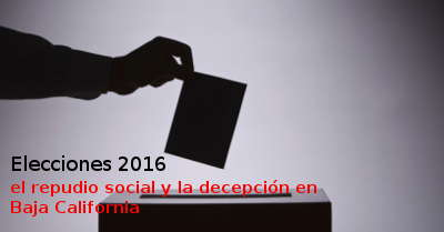 URNA MANO VOTO 2016