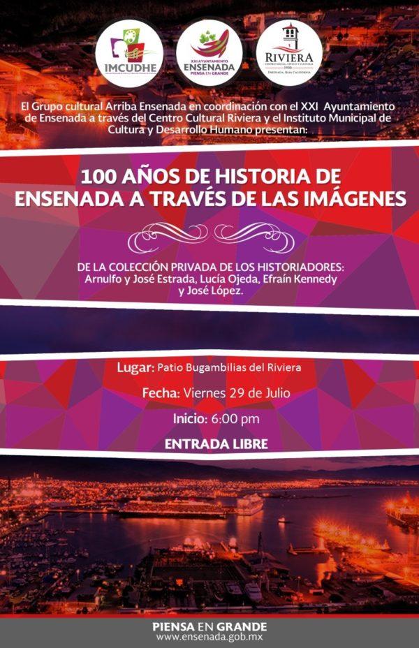 Expo 100 Años de Historia de Ensenada (2)