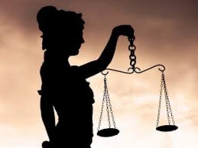 JUSTICIA BALANZA