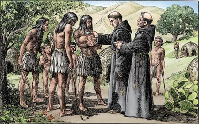 Misioneros y clanes nativos, los grandes ausentes en la caótica nomenclatura de la ciudad de Ensenada (Imagen: hispanopolis.com