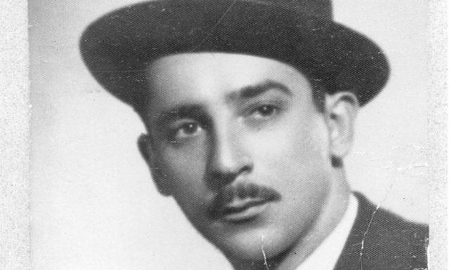 el poeta, escritor, maestro de escuela, pintor, y guerrillero, Argimiro Gabaldón, poeta destacado por su sensibilidad social que lo llevó a impulsar la organización del campesinado en Venezuela.