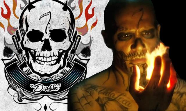 El Diablo Jay Hernández y la Santa Muerte