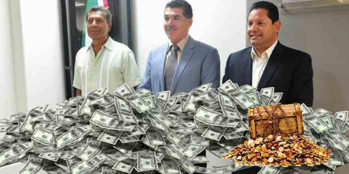 El tema causó polémica en redes sociales, donde se le ligó a la corrupción (Foto: Internet).