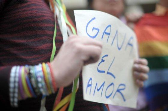 MATRIMONIO GAY GANA AMOR
