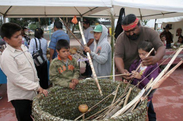 Fiesta Nativa 10 años. Foto: El Vigía.