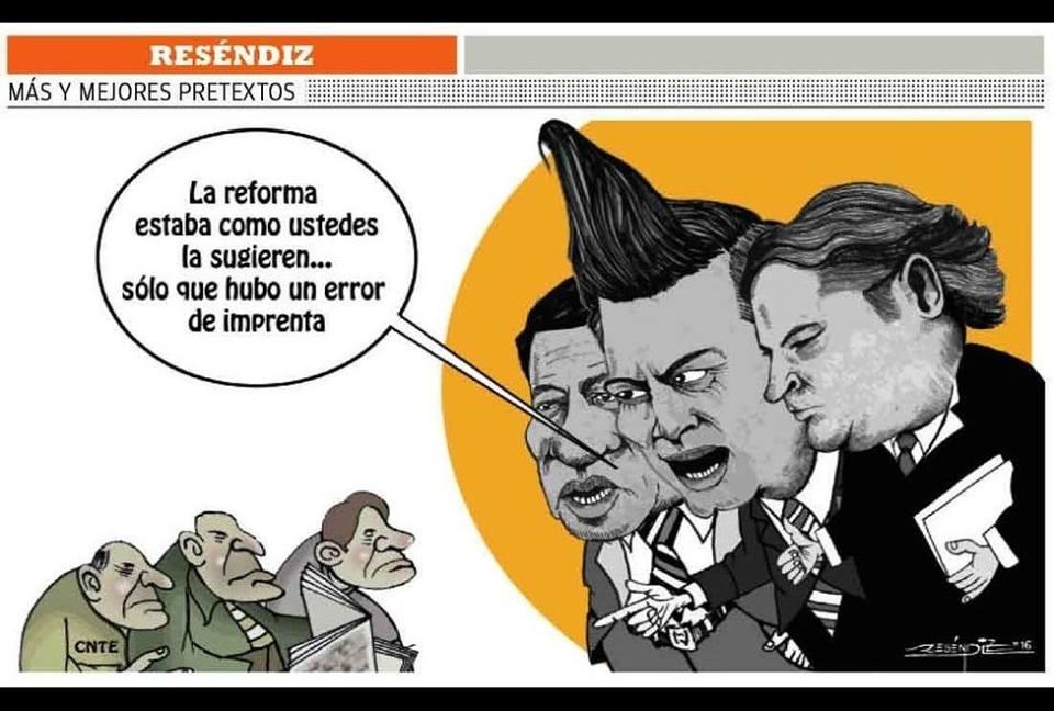 Moreno de Reséndiz. Fuente: Milenio.