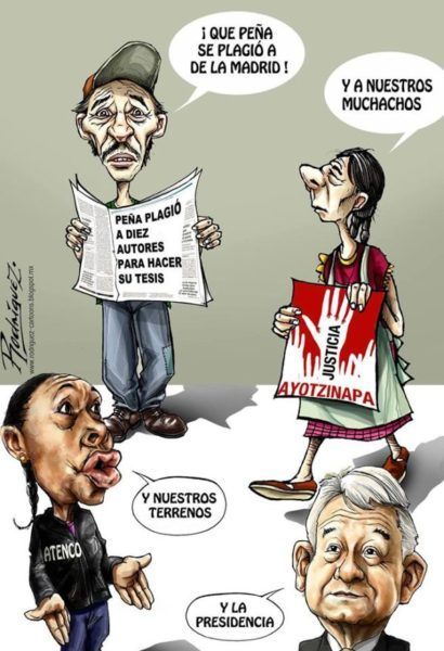 Monero de Rodríguez. Imagen: Internet