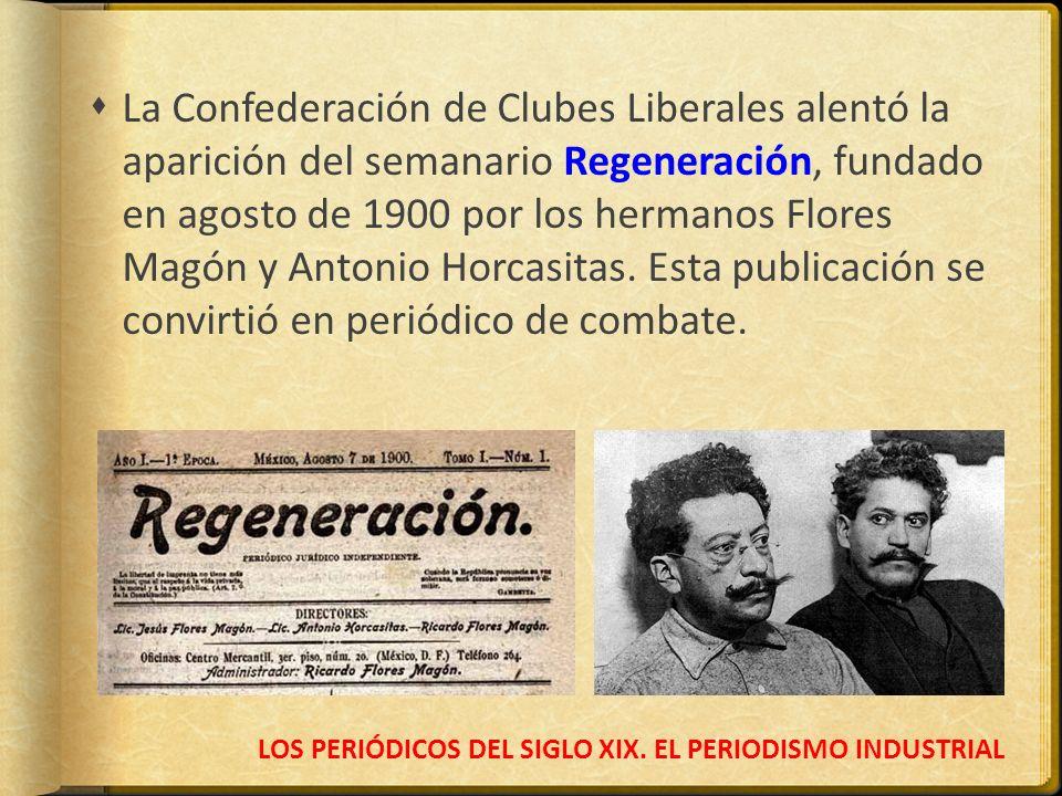 REGENERACION Y FLORES MAGON